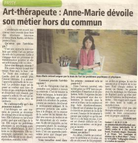 Art-therapie Le Messager